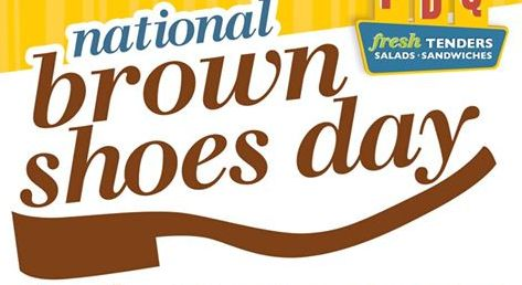 Pdq Brown Shoe Day
