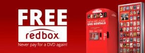 Ten Days of Deals from Redbox