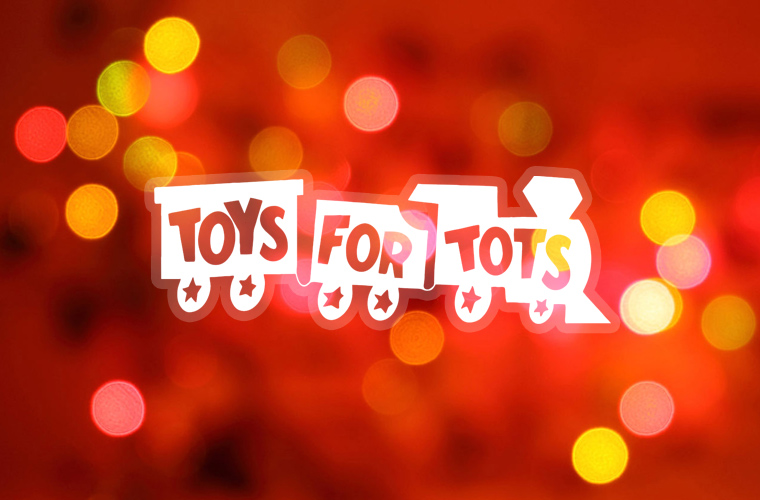 toys for tots - glimmer lights
