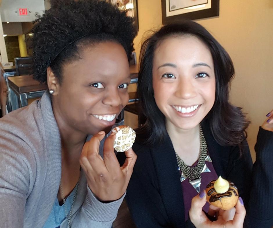 Mini Doughnut Factory - Tia & Jenn
