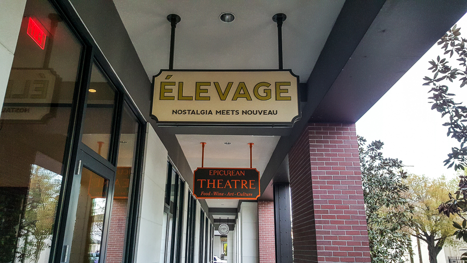 Happy Hour Hotspot: Elevage - PenniesInMyPocket.com