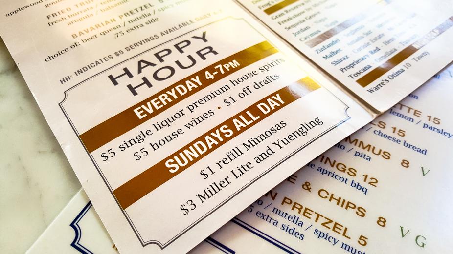 Happy Hour Hotspot: Taps Restaurant