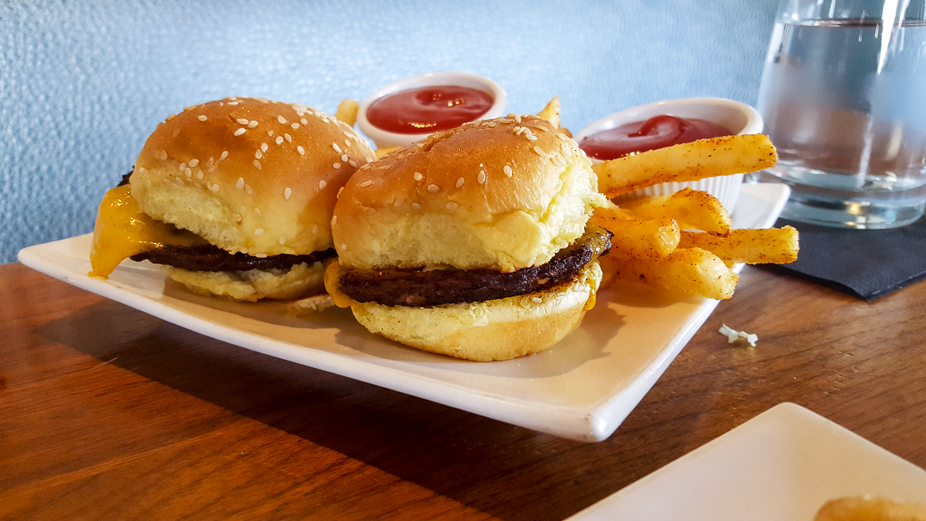 Happy Hour at Thrive - Sliders
