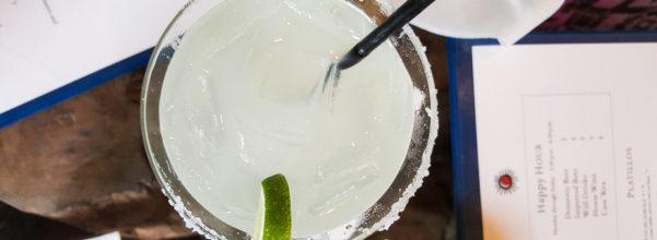 Happy Hour at Cantina Laredo - Margarita
