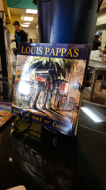 A Taste of Louis Pappas Greek Cafe