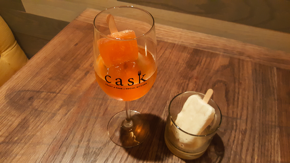 I sampled the Fall menu at Cask Social Kitchen and this menu is a must try. Visit the blog to see the 10 reasons to dine at Cask Social Kitchen this fall.