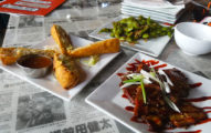 Come sample the Happy Hour Menu at Hawkers in St. Pete with PenniesInMyPocket.com
